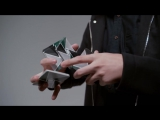 Потрясающие трюки с картами