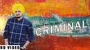 Criminal (Full Video) Sidhu Moose Wala | Snappy | Latest Punjabi Song 2018