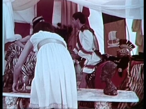 Kentucky Fried Chicken - Make History: Cleopatra 60 - USA Ad 1967