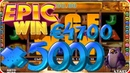 BOOK OF AZTEC Amatic Gaming x5000 BIG WIN