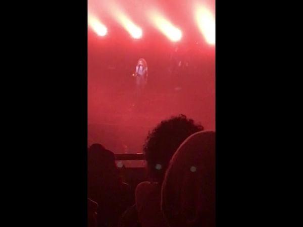Tori Kelly - Just As Sure live in Atlanta, GA 10/18/2018
