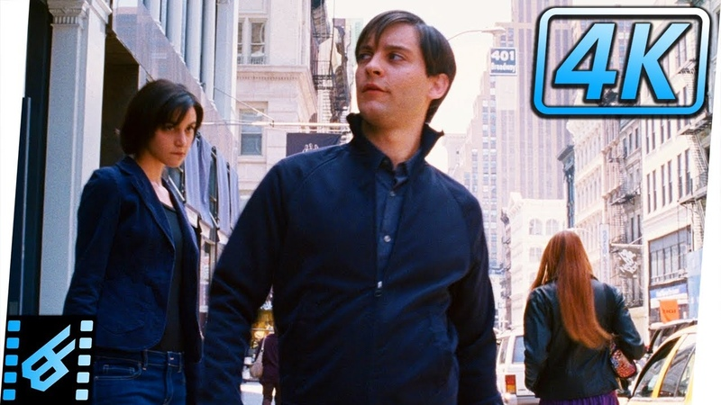 Cool Peter Parker Scene | Spider-Man 3 (2007) Movie Clip