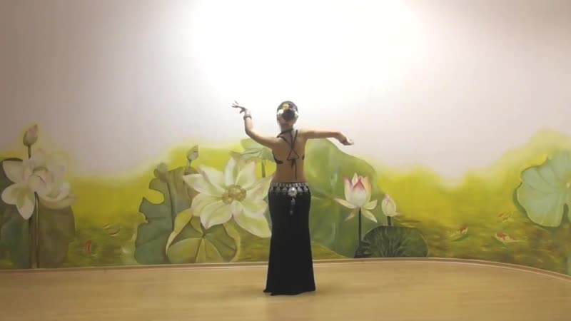 Татьяна Муха, трайбл фьюжн импровизация @ Трайбл-вечеринка Созвездие