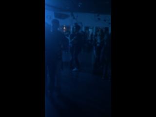 Kiz-вечеринка в разгаре