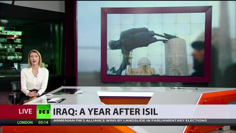 Money for bombs but not for aid Millions of Iraqis destitute 1yr after victory over ISIS (VIDEO)