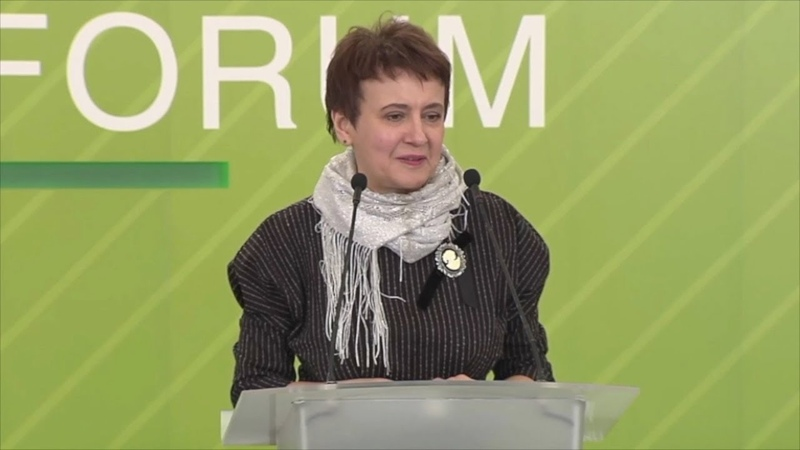 Підсумки ksf2019. Оксана Забужко, письменниця, філософ, Лауреат Шевченківської Премії 2019 року