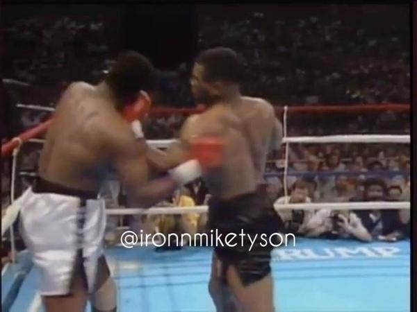 """İron Mike Tyson on Instagram: """"King Of Uppercut 👑🥊💣Part 1 🎬🔥 @aliandtyson"""""""