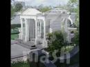 На столичном кладбище установили склеп стоимостью 18 млн рублей
