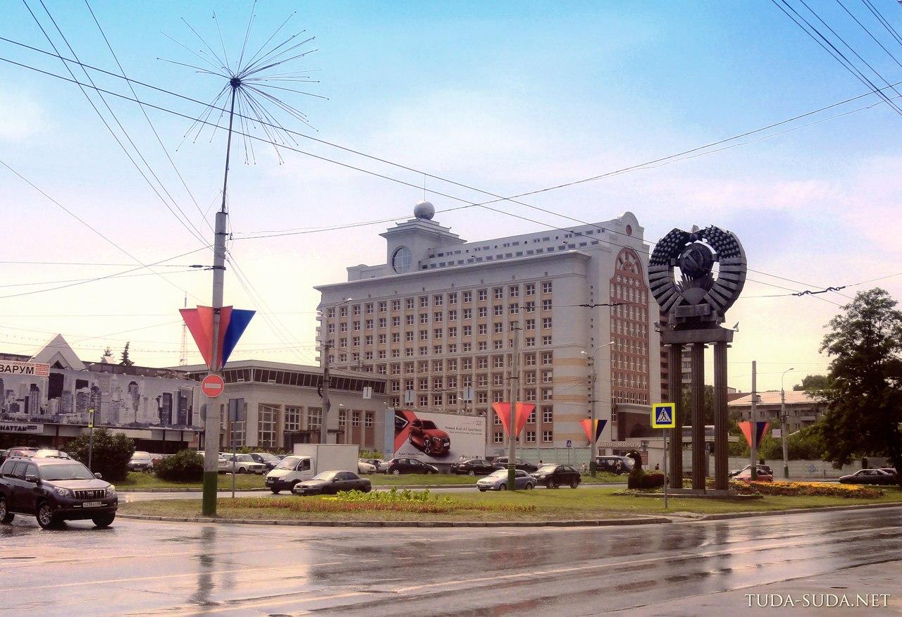 Улица Пушкина, Пенза