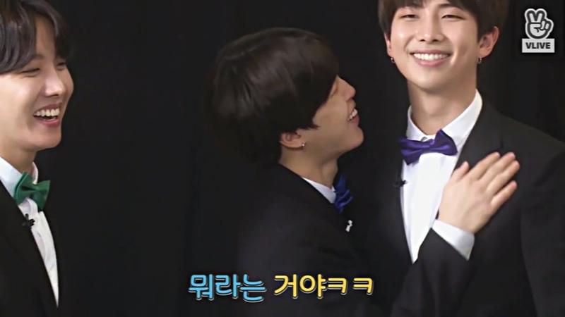 MinJoon NamMin Cute Funny Awkward Weird Moments Namjoon Oppa