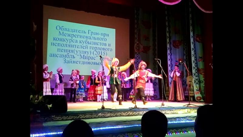 Межрегиональный конкурс кубызистов и исполнителей горлового пения узлэу 2017
