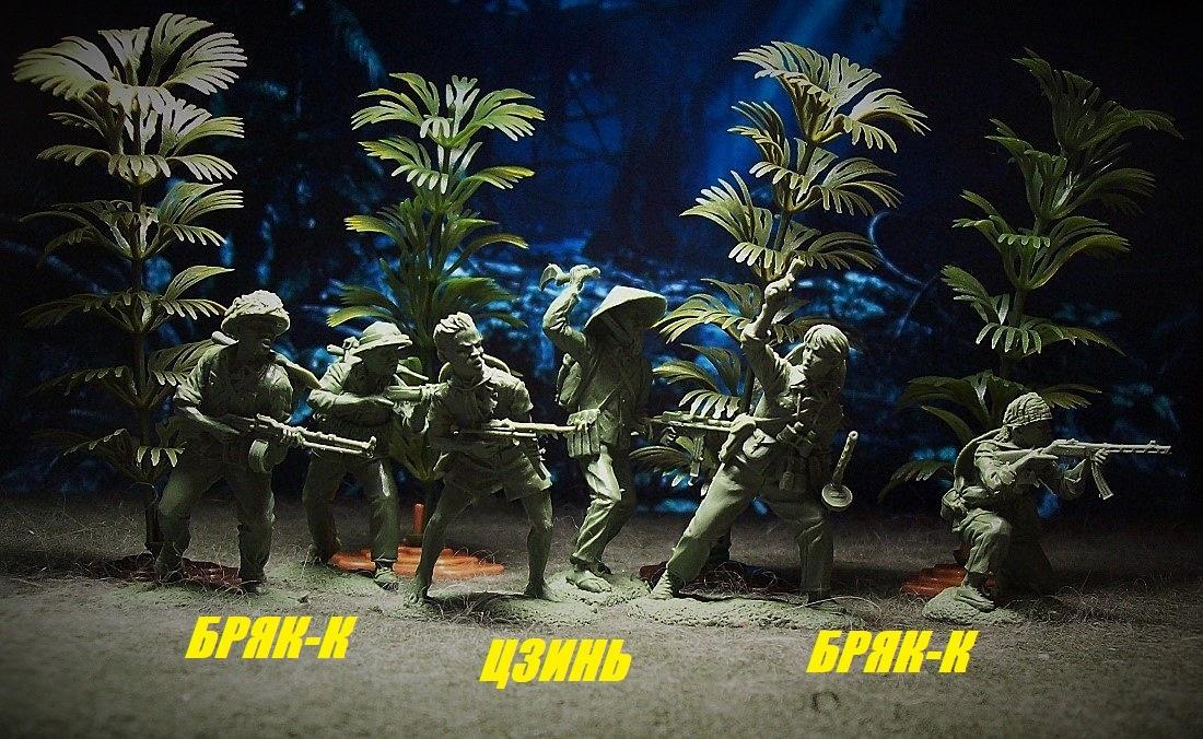 Видео - зарисовки с солдатиками 32 масштаба! 1pKLQx-ENUA