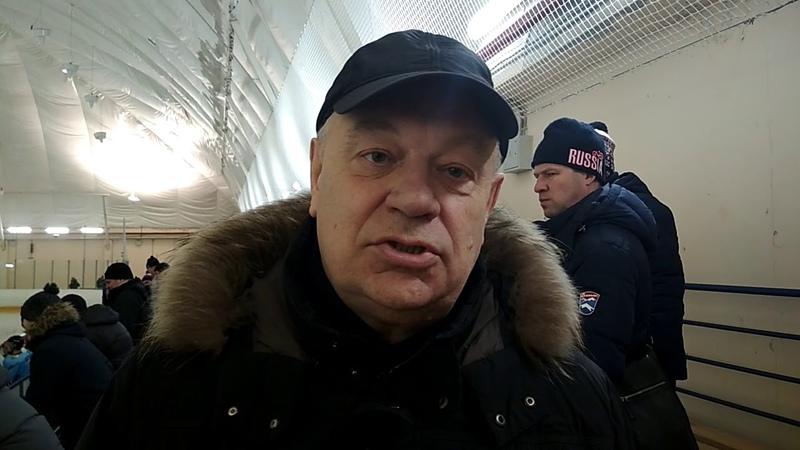 Олег Дмитриевич Передовщиков, исполнительный директор НОФХ об игре Кварц - Волга