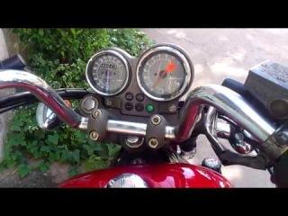 Honda Magna 750 Coolstart Engine