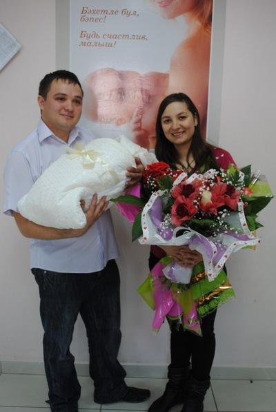 Фидан Мухаметгалиев, 25 января 1987, Уфа, id32006215