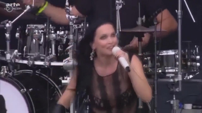 Tarja — Never Enough [HellFest|2016]