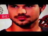 Taylor Lautners Interview at Star Talk 2013