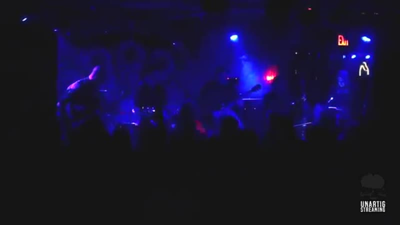 EVOKEN - Live at Brooklyn Bazaar in Greenpoint, Brooklyn, New York City on November 16, 2018 (full set)