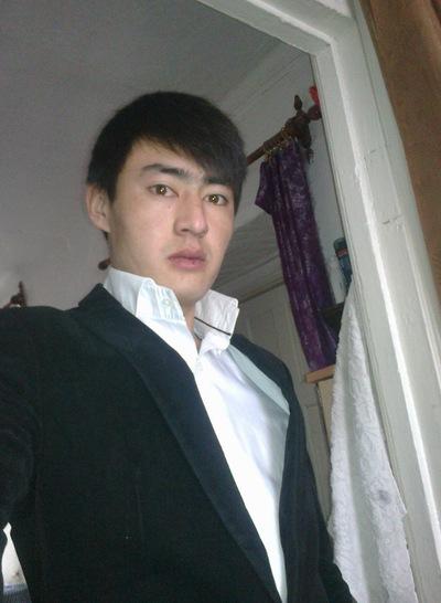 Азамат Аманбаев, 6 декабря 1992, Москва, id205418141