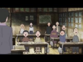 Японские школьники поют песню Катюша
