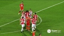 Super liga 2018 19 CRVENA ZVEZDA SPARTAK ŽK 3 0 1 0