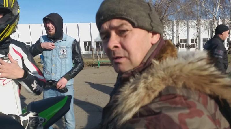 Закрытие мотосезон в г.Усолье-Сибирское 27.10.2018