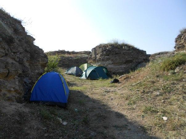 Военно-археологическая экспедиция - Аджимушкай-2013 08EAA-j9e4Q