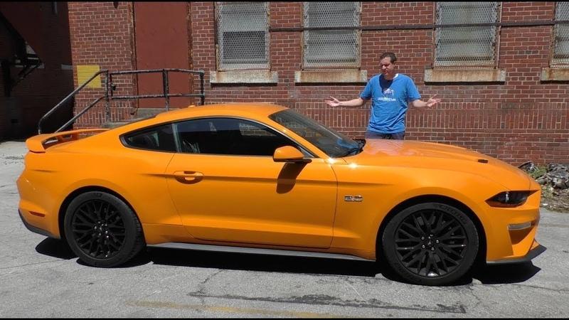 Вот почему Ford Mustang GT 2018 года стоит больше $50 000