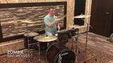 Bad Wolves - Zombie Drum cover by LAMPA