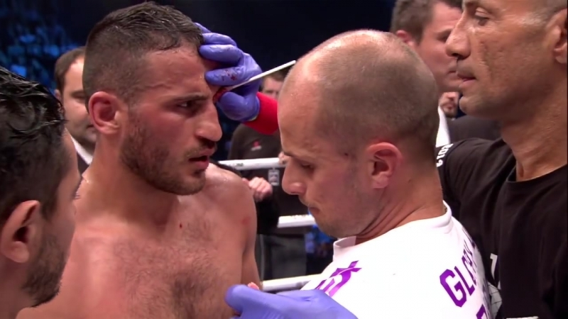 [GLORY Kickboxing] FULL MATCH - Murthel Groenhart vs. Harut Grigorian GLORY 42 Paris