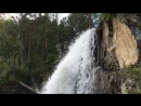 И вот она красота! Водопад. Алтай