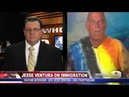 Jesse Ventura on Immigration and Borders