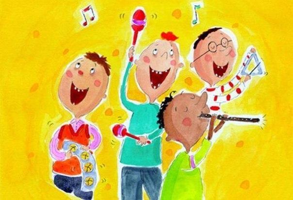 Забавные детские английские песенки!