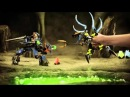 LEGO® Hero Factory Combat Machine vs Queen Beast TVC 30s