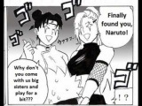 NaruHina Doujinshi Confession
