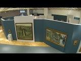 К 150-летию со дня рождения Михаила Нестерова открылась уникальная выставка на Крымском Валу - Первый канал