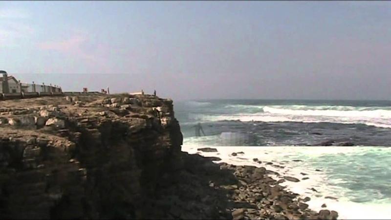 Peniche, Portugal, surf (Пениш, пляжи, серфинг)