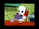 Обзор мультсериала «Кураж - трусливый пёс».