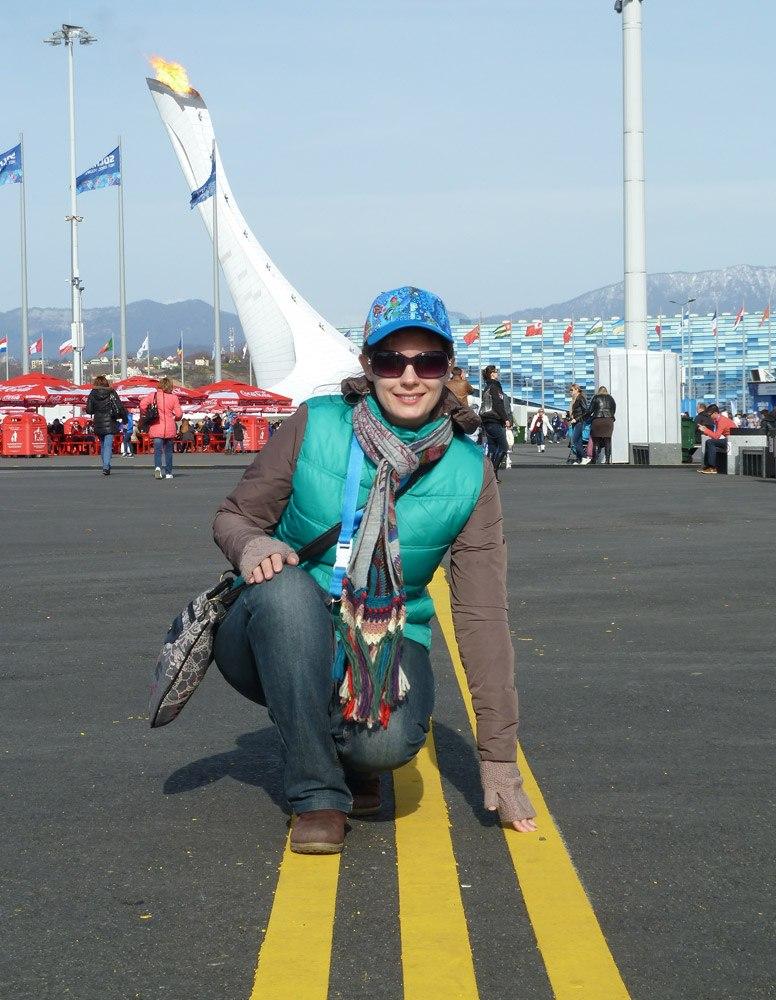 О жизни: Моя поездка на Олимпиаду