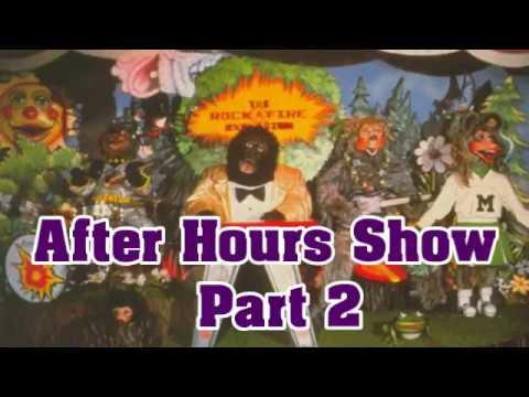 After Hours Show Part 2 Rock-afire Explosion