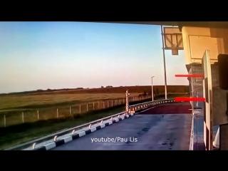 Meteorite in Russia, june 21, 2018 - Падение метеорита в России, 21.06.2018