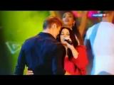 Алексей Воробьёв и Ирина Дубцова исполняют песню Леонида Агутина