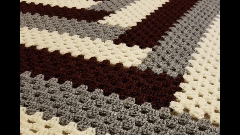 The Parquet Shawl Crochet Tutorial!