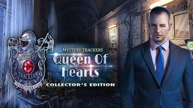 Mystery Trackers: Queen Of Hearts (Мод) - Геймплей   Трейлер