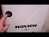 Газовый двухконтурный котел NAVIEN. Ремонт котла: замена 3-х ходового клапана. Подробное описание.