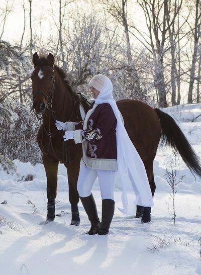 Вереск Лошадь