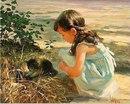 Ребенок может научить взрослого трем вещам: радоваться безо всякой причины…