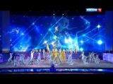 Слава и Ярослав Дронов - Песня о звёздах (Фестиваль детской художественной гимнастики