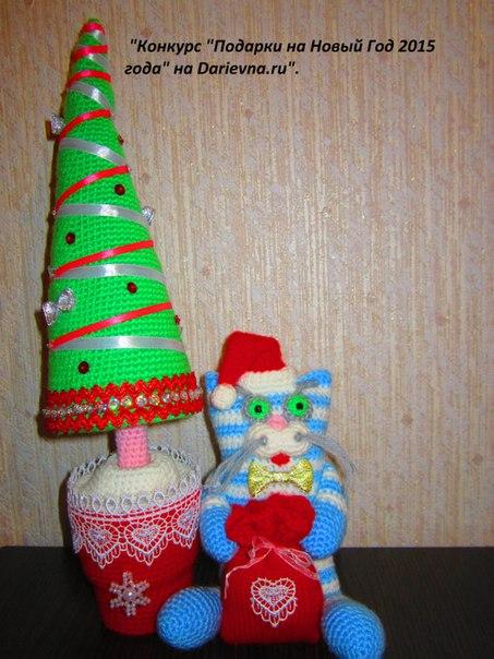Подарки к новому году 2015 своими руками