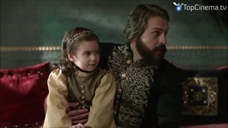 Кёсем Султан 54 серия - Доверяю Каю тебе Атике.